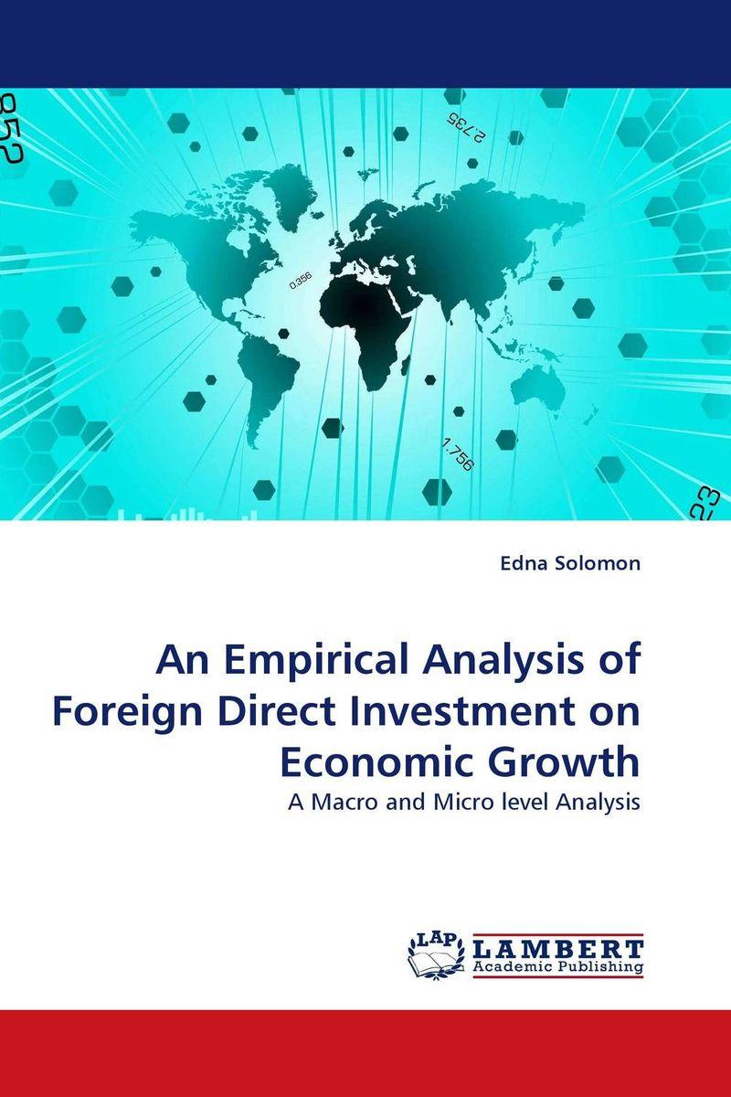 dissertation fdi economic growth