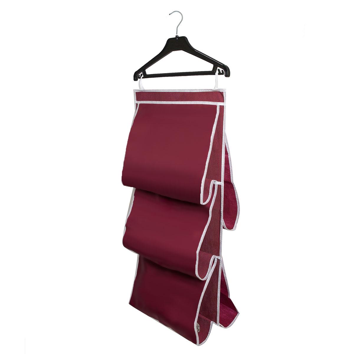 Как сшить органайзер подвесной для сумок 34