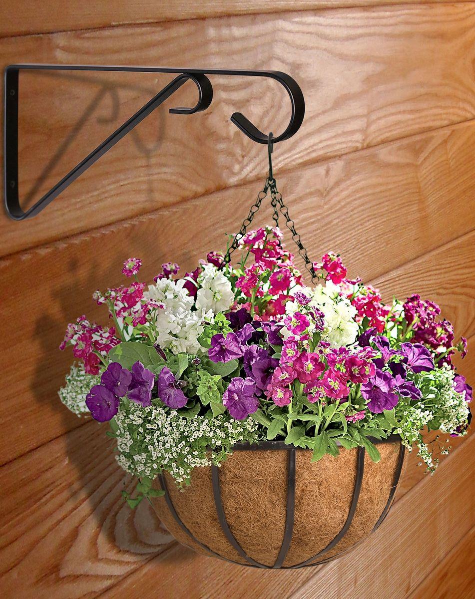 Крючки для горшков с цветами фото