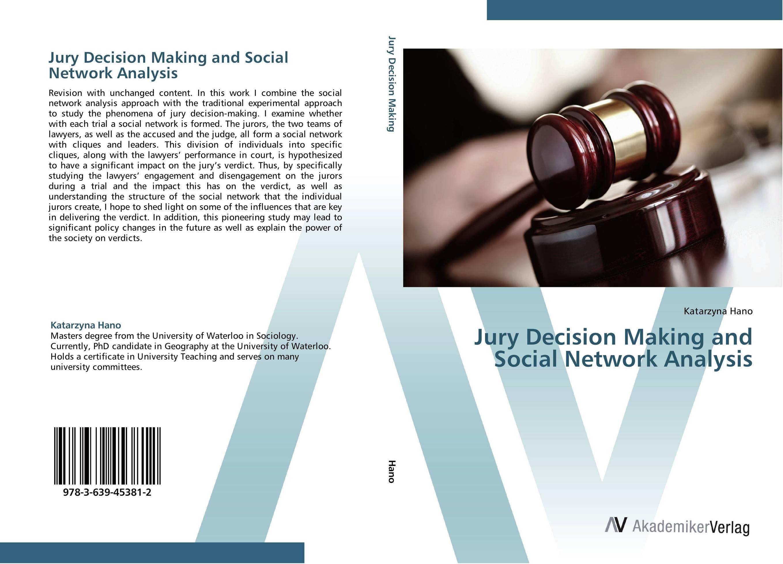 decision making of juries