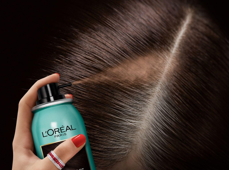 Спрей от седых волос