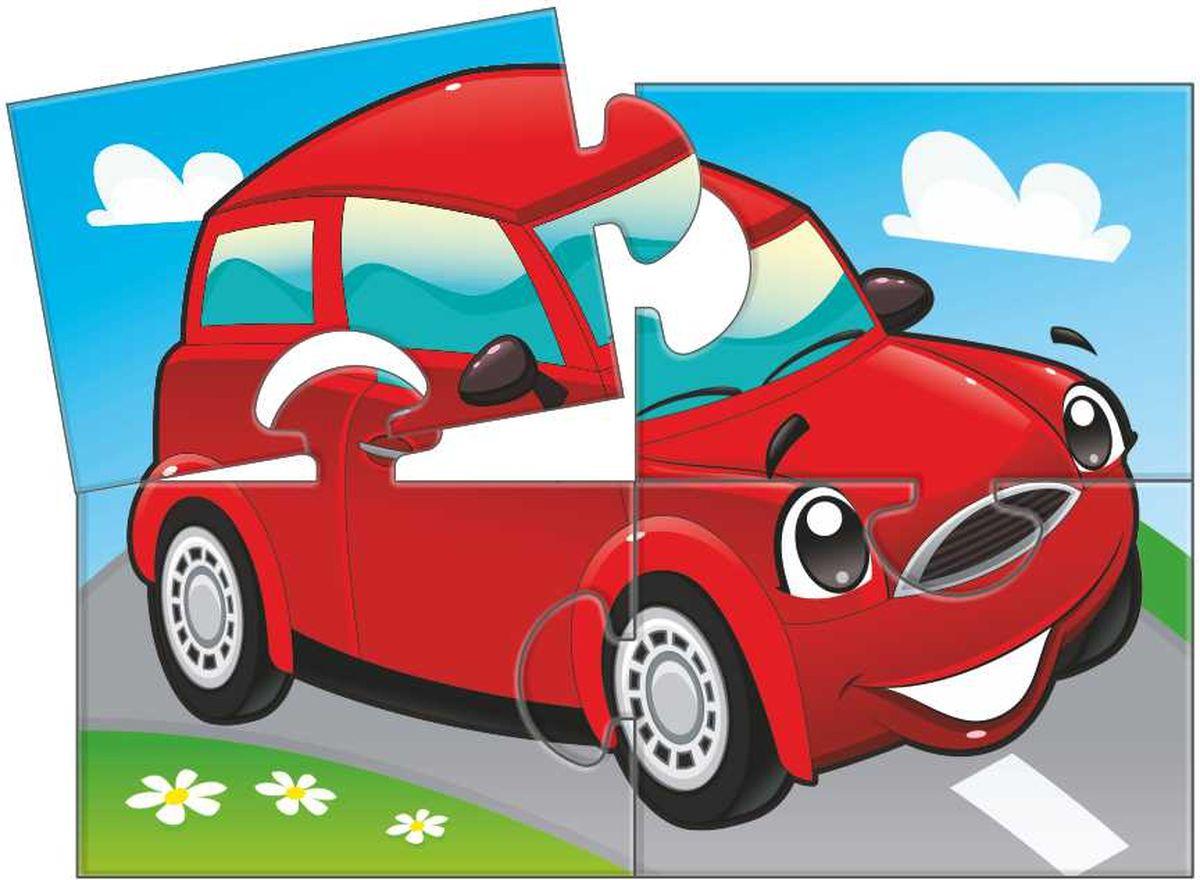 Для девочек, прикольные картинки машины для детей