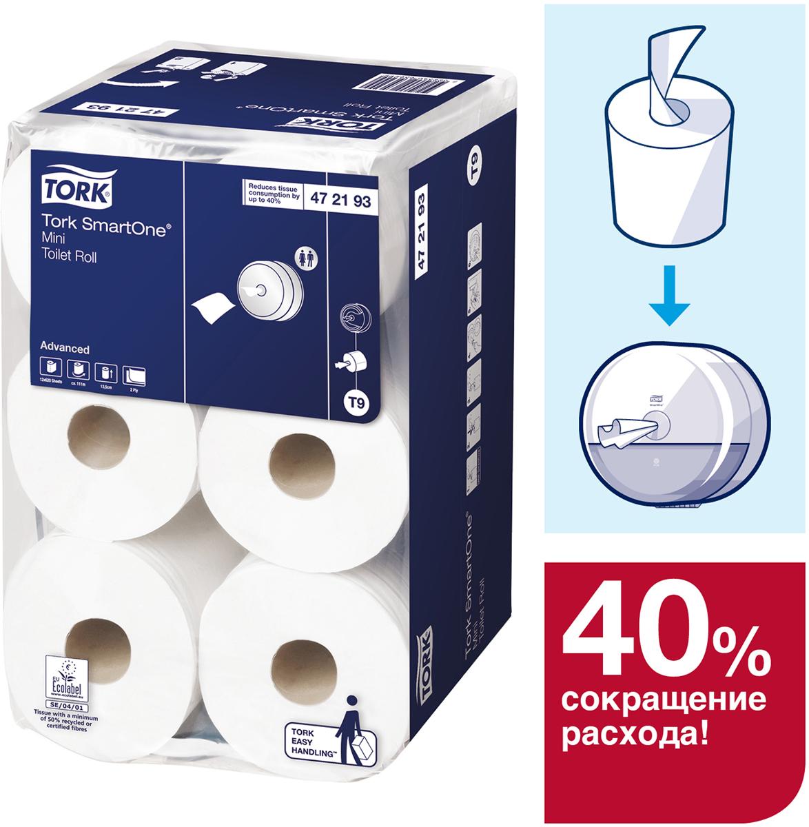 Торк smartone туалетная бумага в рулонах 472242 Вязание крючком виды шишечек