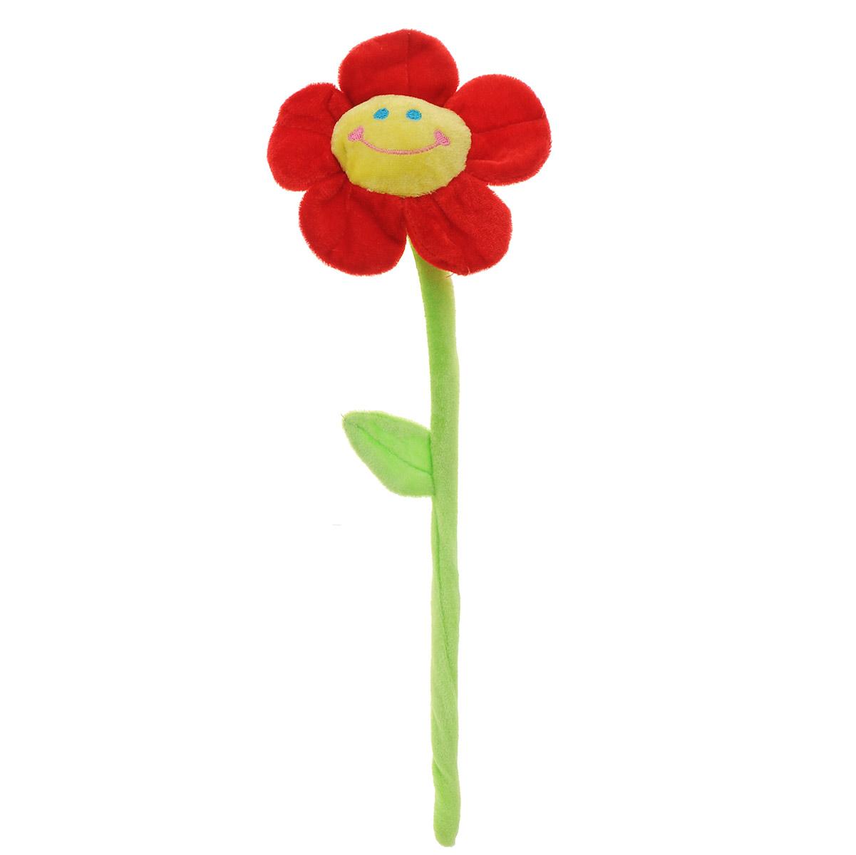 Фото мягкая игрушка цветок