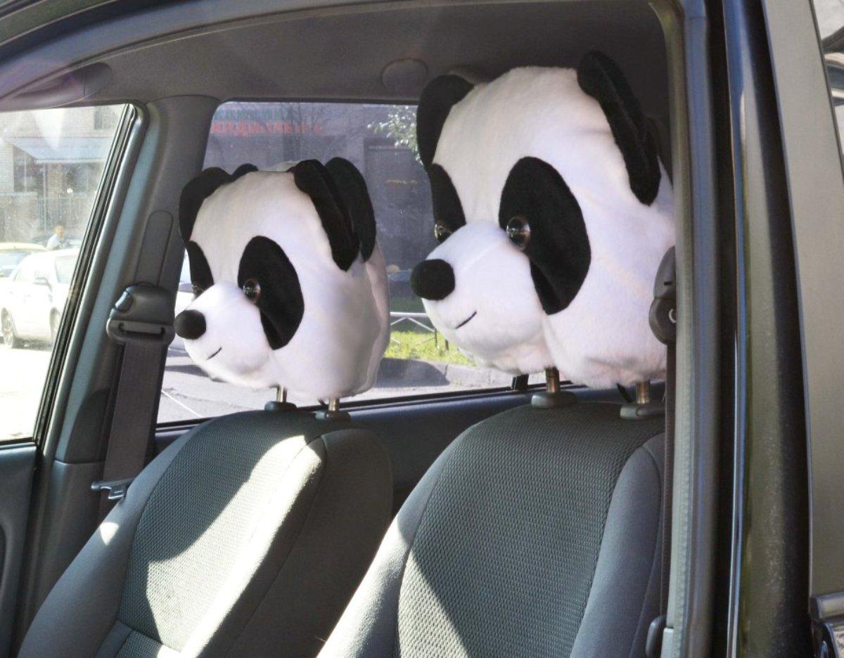 Подголовники на авто