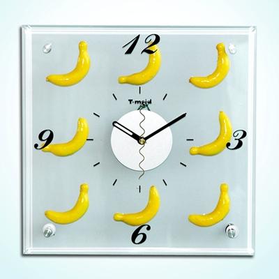 если картинки банана и часовая после одного