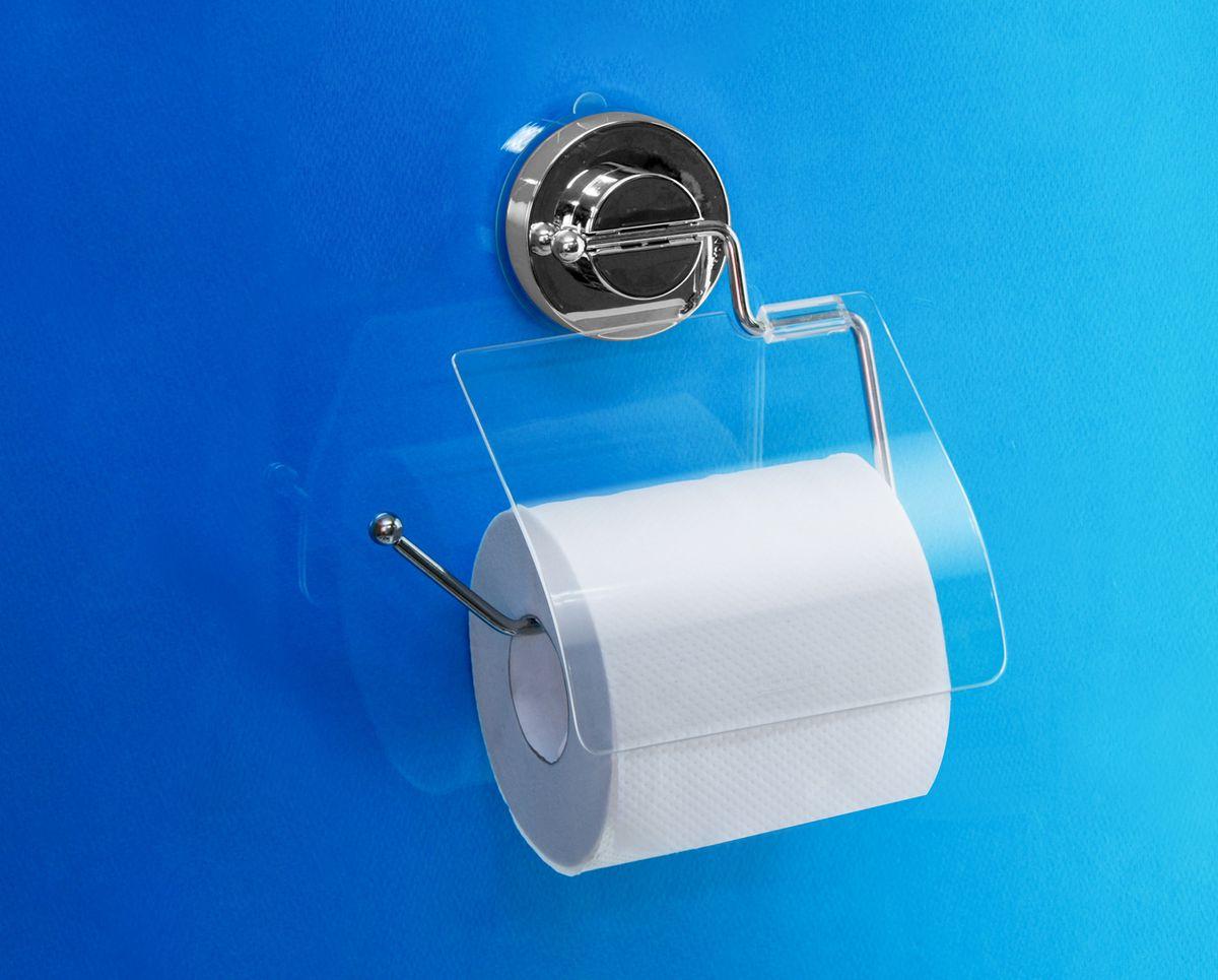 Разговаривающий держатель для туалетной бумаги