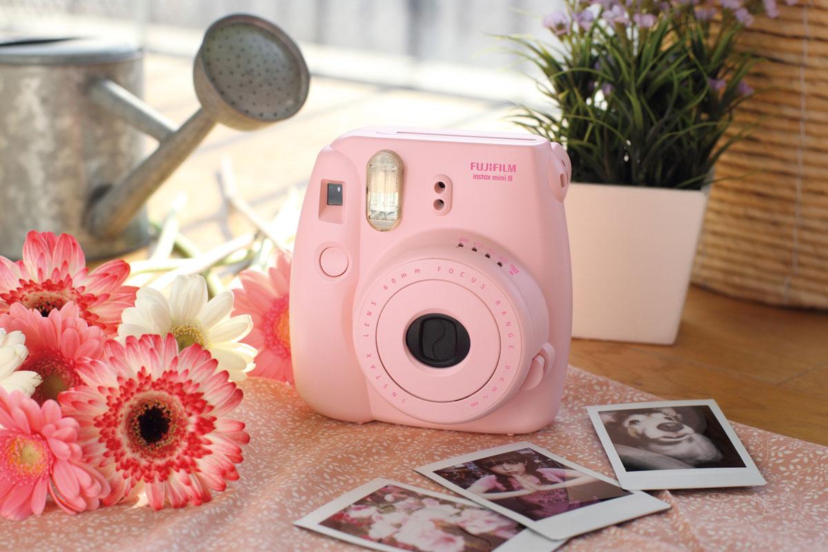 Фотокамеры с мгновенной печатью