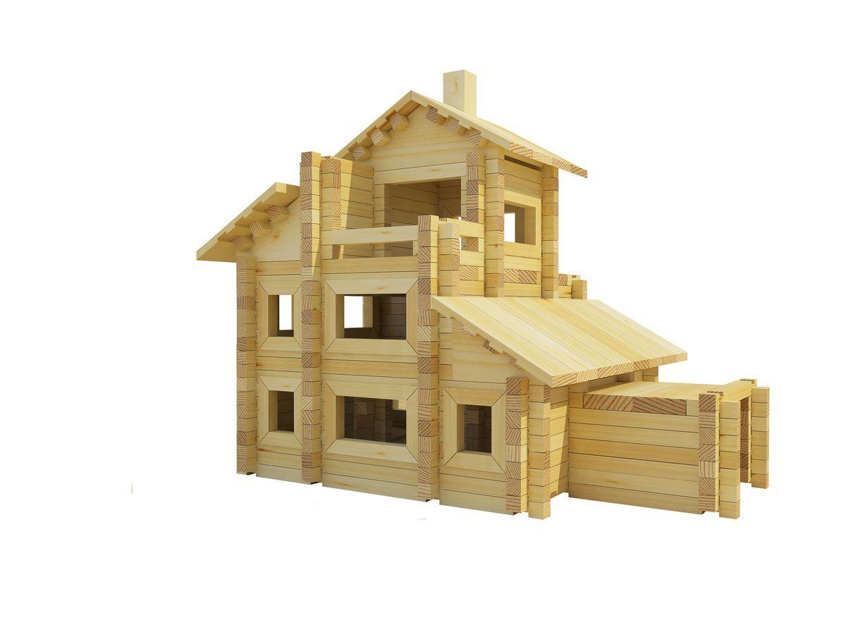 купить конструктор дома из бруса что приметам